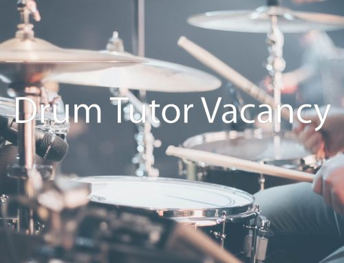 Drum Tutor Vacancy